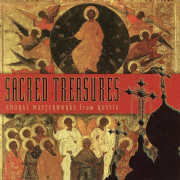 Sacred Treasures: Choral Masterworks from Russia - Various Artists
